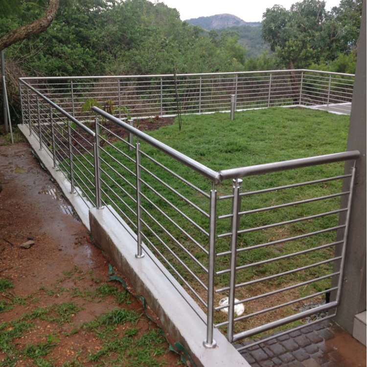 Stainless Steel Handrail Rod Balustrade Design