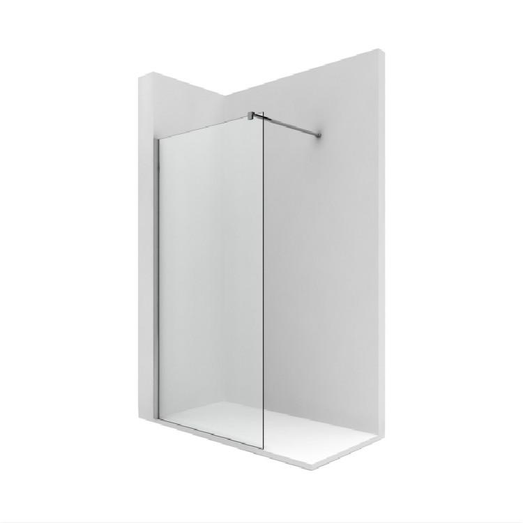 Fixed Glass Shower Door Panel
