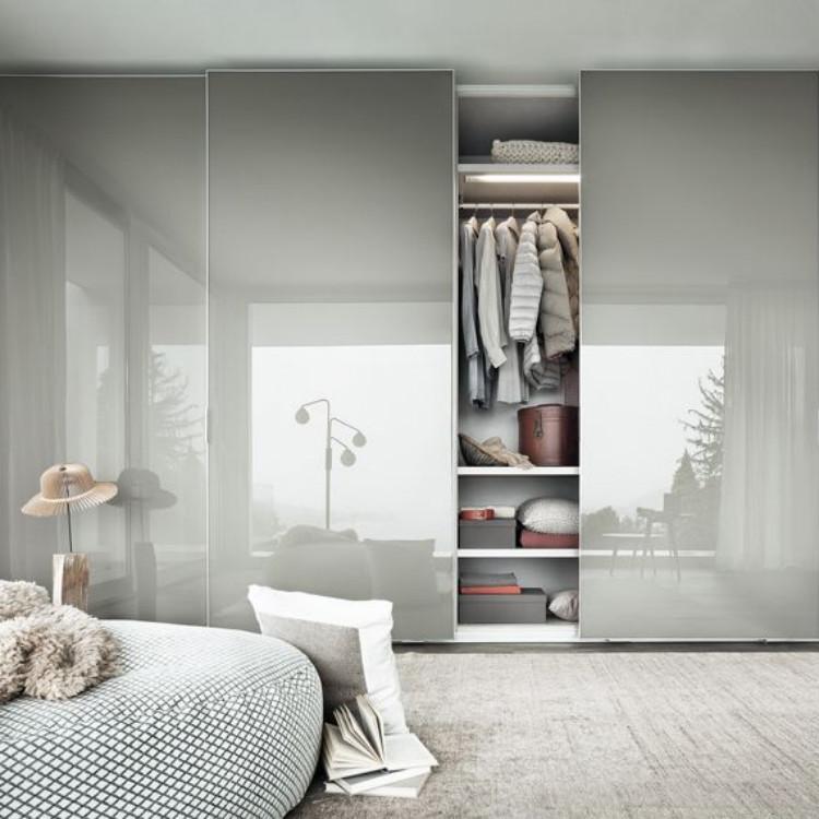 Sliding Door Bedroom Wardrobe