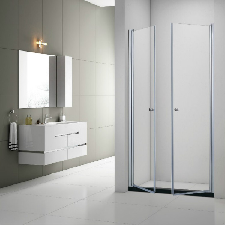 European Style Pivot Glass Shower