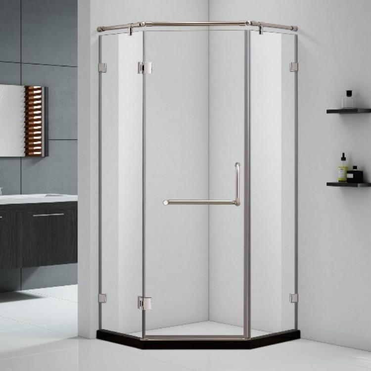 Tempered Glass Hinge Shower Enclosure