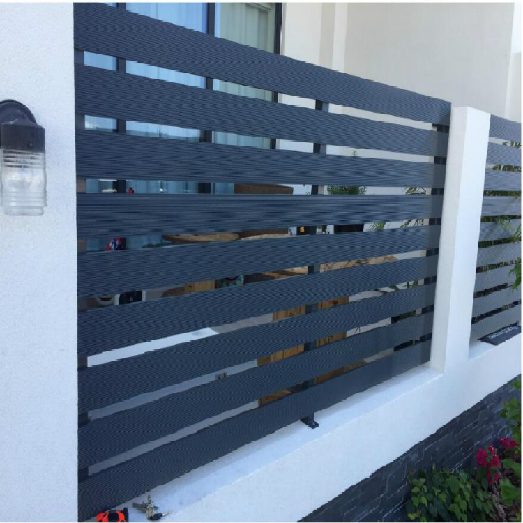 Aluminum Privacy Fence Slat