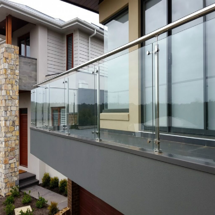 Tempered Glass Deck Railing Systems
