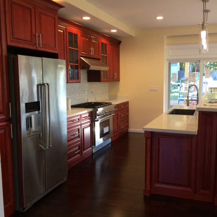 Houston Kitchen Cabinet