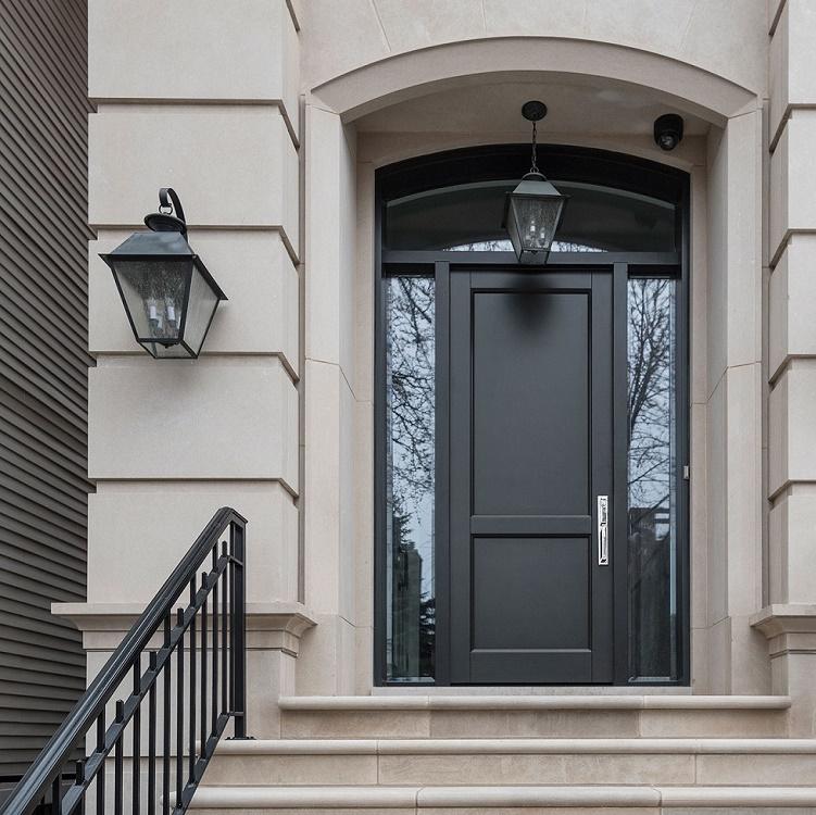 Customized Exterior American Main Front Door price