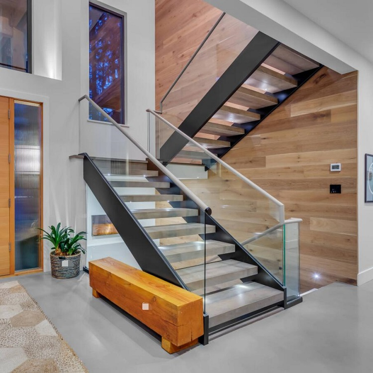Commercial Office Staircase Design